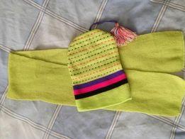 Набор шапка шарф.Новый!!