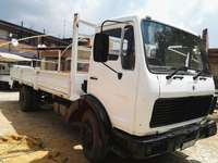 Image of Truck for hire