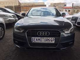 2013 Audi A4 Engine2.0TDI
