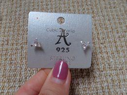 Серебрянные Сережки Accessorize