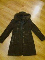 Płaszcz jesienno-zimowy damski