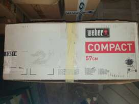 Weber braai 57cm brand new in box R1900 upwards in shops (R1250)