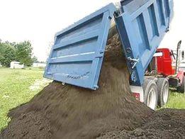 Чернозем перегной торф сыпец навоз жерства бут песок доставим самосвал