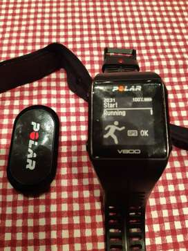 Polar V800 Sports Watch and H10 Heartrate monitor