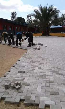 Tarsurface and paving