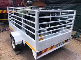 SPECIAL! Venter Trailer 2300 x 1500 with 900mm high side rails