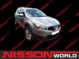 NISSAN QASHQAI STRIPPING FOR SPARES