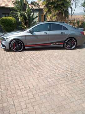 CLA 45 AMG, 2017, Super fast, 2.0 Turbo,