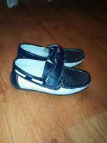 Детские туфли на мальчика