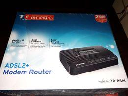 Модем ADSL2+. TP-LINK TD-8816.