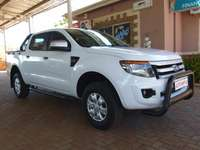 Image of 2012 Ford Ranger 2.2 TDCI XLS Double Cab R259 900