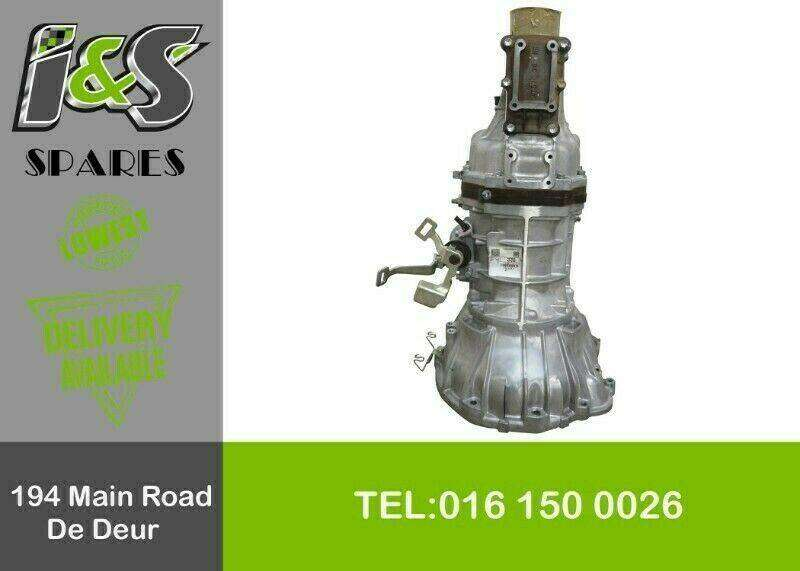 Toyota Quantum Gearbox For Sale For Petrol Engines 0