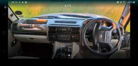 Land rover discovery 2 dash (complete)