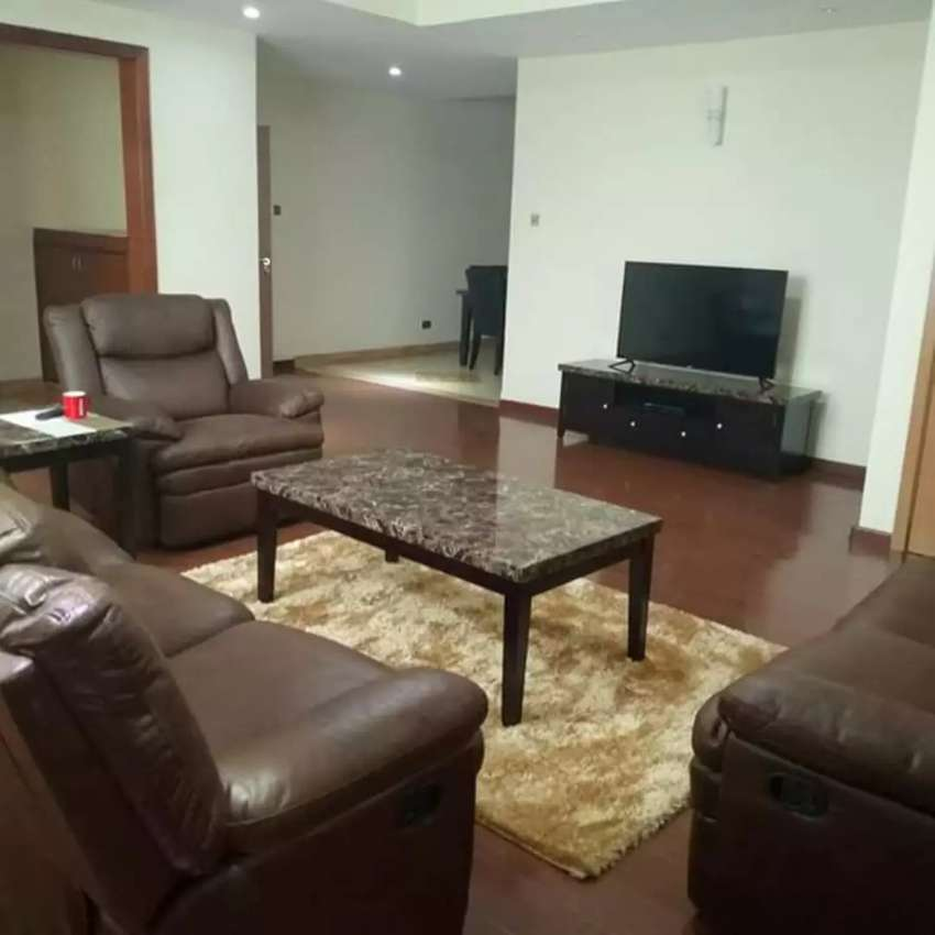 Executive 2br fully furnished apartment to let in kilimani 0