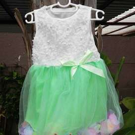 Party Dress (12-18 Months)
