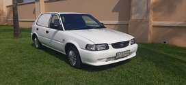 Toyota tazz 1.3 fuel injection