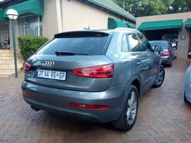 Audi Q3 2.0TDi Quattro SUV Automatic For Sale