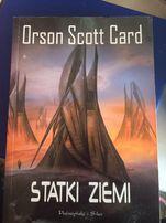 Statki Ziemi Orson Scott Card