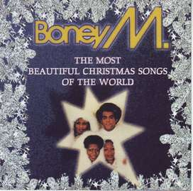 Boney M - The Most Beautiful Christmas Song In The World (CD)