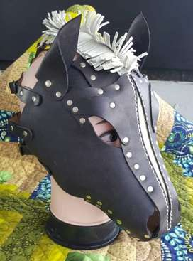 Leather Horse Mask, Cosplay (Order yours today!)