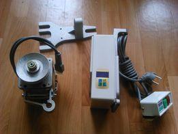 Бесшумный, энергосберегающий мотор для промышленной швейной машины
