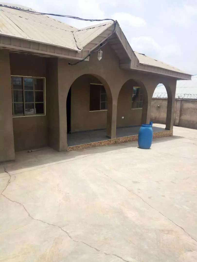 4 bedroom bungalow at Power house off Ojoo iwo road express near A3 0
