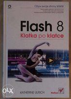 Książka, K. Ulrich, Flash 8 Klatka po klatce, Helion Jak nowa