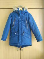 Куртка зима 10 лет