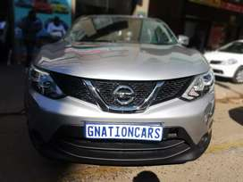 Nissan qashqai 1.6 2018 model manual for SELL