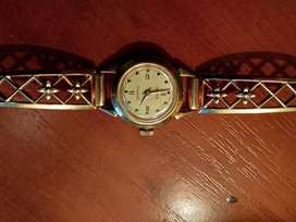 Genuine 14ct Gold watch