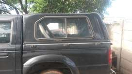 Mazda drifter double cab canopy for sale