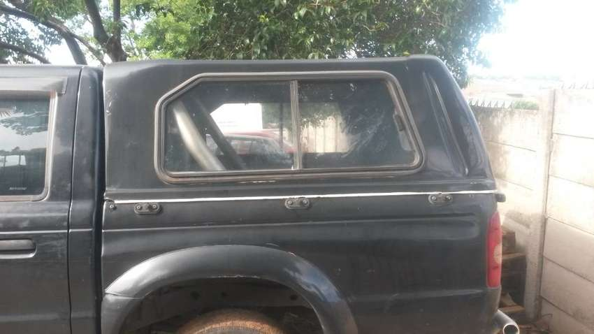 Mazda drifter double cab canopy for sale 0