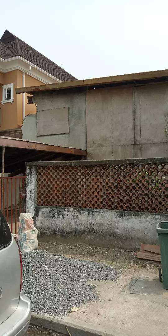 FHA uncompleted t8 duplex for sale at 5th Ave festac Town 0