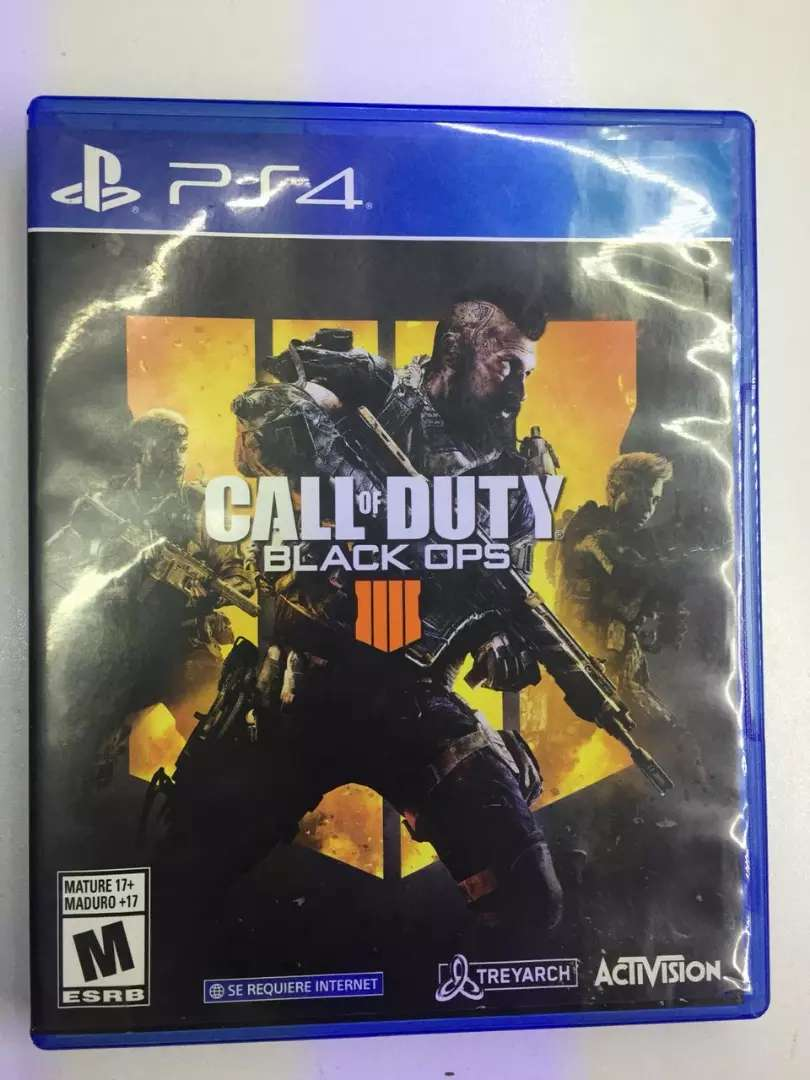 Ps4 black ops 4 0