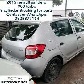 2015 Renault Sandero Stripping For Spares
