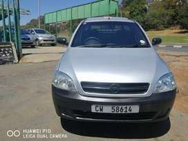 2006 Opel Corsa 1.4 with Canopy