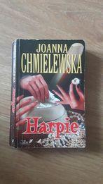 Książka Harpie Joanna Chmielewska