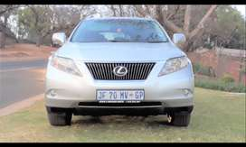 2010 Lexus RX 350 XE 6 Speed Auto, nearest offer to