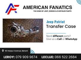 Selling Used Jeep Patriot Transfer Case
