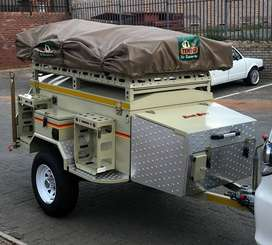 Venter Bush Baby 2019 immaculate condition