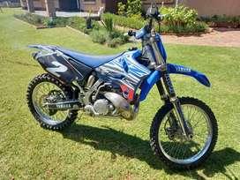 2012 Yamaha YZ 250 with papers