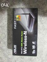 ADSL Modem Router Asus DSL-N10, Tel, Wi-Fi