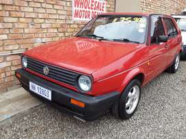 VW Golf 2 for sale