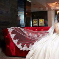 Продам свадебную фату