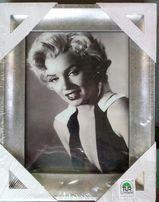 Reprodukcje - portrety Marylin Monroe/ kpl 2 szt.