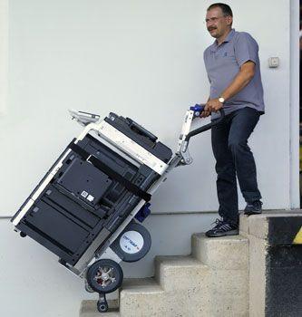 Schodołaz towarowy elektryczny - nawet do 330kg! - darmowa prezentacja Brzeziny - image 2