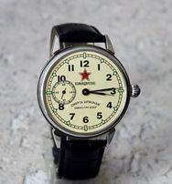 Часы Молния 3602 СССР Марьяж + новый ремешок