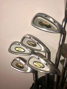Gold Clubs