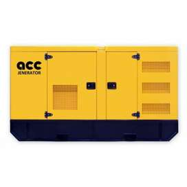 Silent Diesel Generators Available