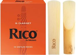 Stroik do klarnetu RICO - wszystkie grubości! od ręki!